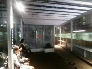131101万世橋駅構内カフェ