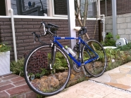 自転車GIOS