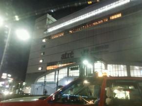140214大井町駅前
