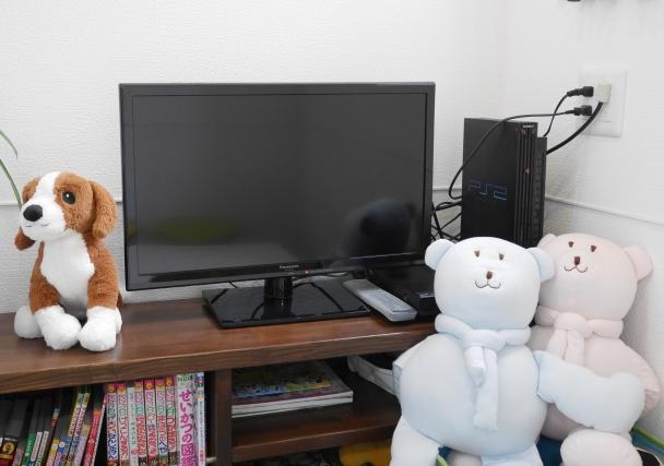 TVとPS2