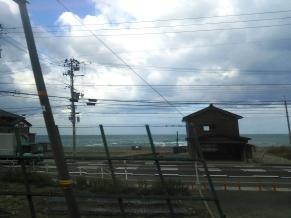 141031はじめての日本海