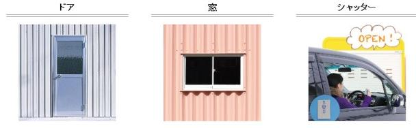 ドア・窓・シャッター