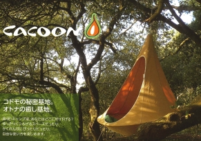 cacoon 木