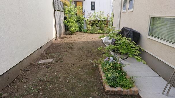 ガーデンルーム 設置