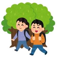 yagai_kyoushitsu_casual_walk