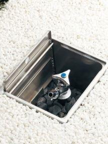 カクダイ 散水栓ボックス