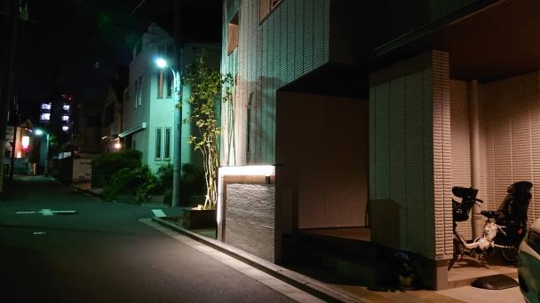 世田谷区 フェンス