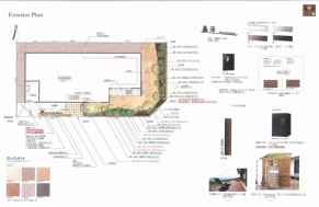 A邸外構図_0002