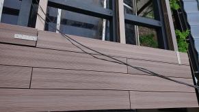 木彫デッキ材
